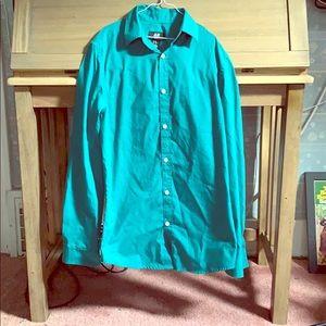 Men's H&M XS Slim Fit Button Up Shirt
